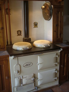 AGA & Range Cookers - Aderco solves fuel problems
